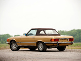 Images of Mercedes-Benz 450 SL US-spec (R107) 1972–80