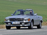 Images of Mercedes-Benz 500 SL (R107) 1980–85
