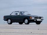 Images of Mercedes-Benz 500 SL (R107) 1980–85