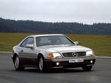 Images of Mercedes-Benz SL-Klasse (R129) 1988–2001