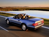 Images of Mercedes-Benz SL 600 (R129) 1993–2001