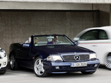 Images of Mercedes-Benz SL 500 (R129) 1993–2001