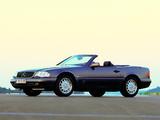 Images of Mercedes-Benz SL 500 (R129) 1993–2001