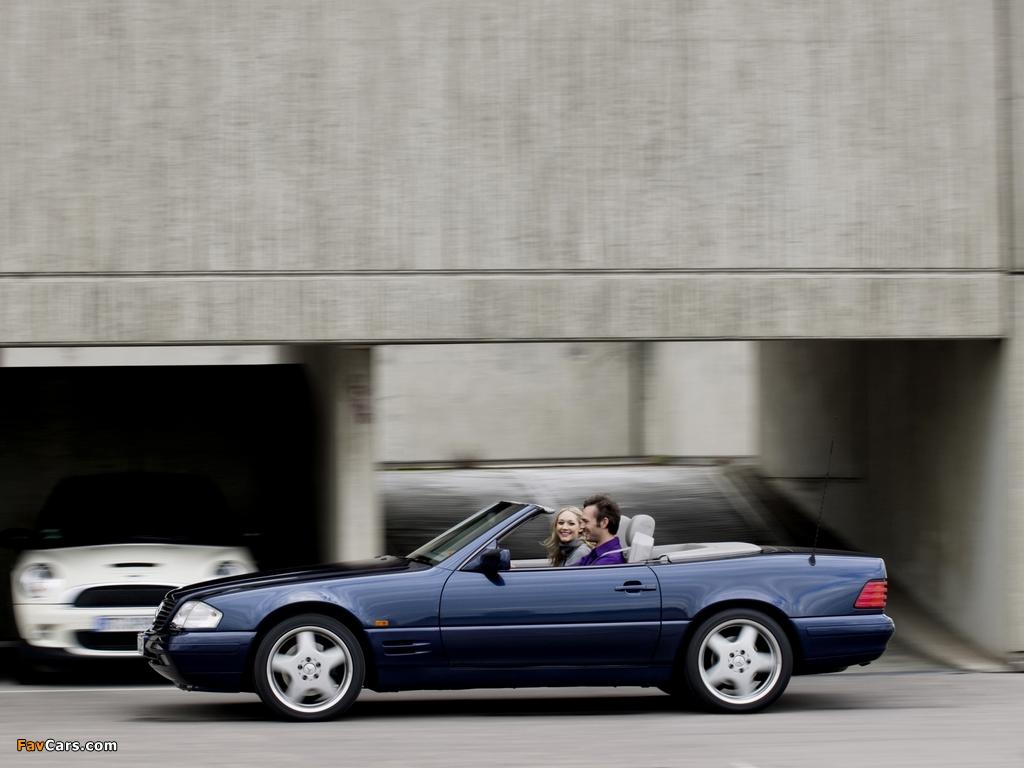 Images of Mercedes-Benz SL 500 (R129) 1993–2001 (1024 x 768)