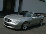 Images of WALD Mercedes-Benz SL-Klasse (R230) 2001–05