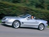 Images of Mercedes-Benz SL-Klasse Edition 50 (R230) 2004