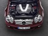 Images of Mercedes-Benz SL 600 (R230) 2005–08