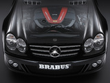 Images of Brabus S V12 S Biturbo Roadster (R230) 2006–08