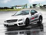 Images of Mercedes-Benz SL 63 AMG UK-spec (R230) 2008–11