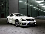 Images of Mercedes-Benz SL 63 AMG Limited Edition IWC (R230) 2008