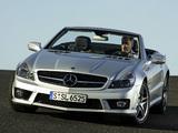 Images of Mercedes-Benz SL 65 AMG (R230) 2008–11