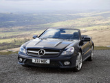 Images of Mercedes-Benz SL 500 UK-spec (R230) 2008–11