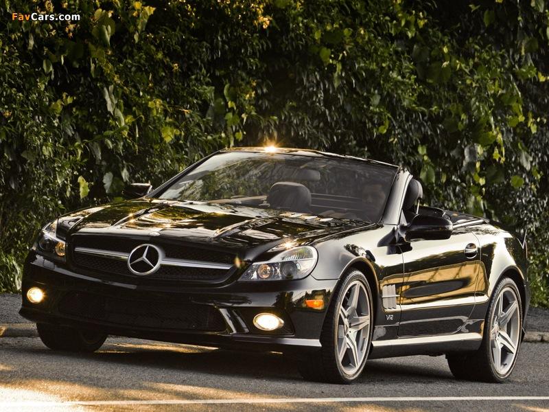 Images of Mercedes-Benz SL 600 US-spec (R230) 2008–11 (800 x 600)