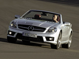 Images of Mercedes-Benz SL 63 AMG (R230) 2008–11