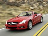 Images of Mercedes-Benz SL 280 US-spec (R230) 2008–11
