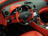 Images of Brabus Mercedes-Benz SL-Klasse (R230) 2009–12