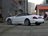 Images of Prior-Design Mercedes-Benz SL 500 (R230) 2009