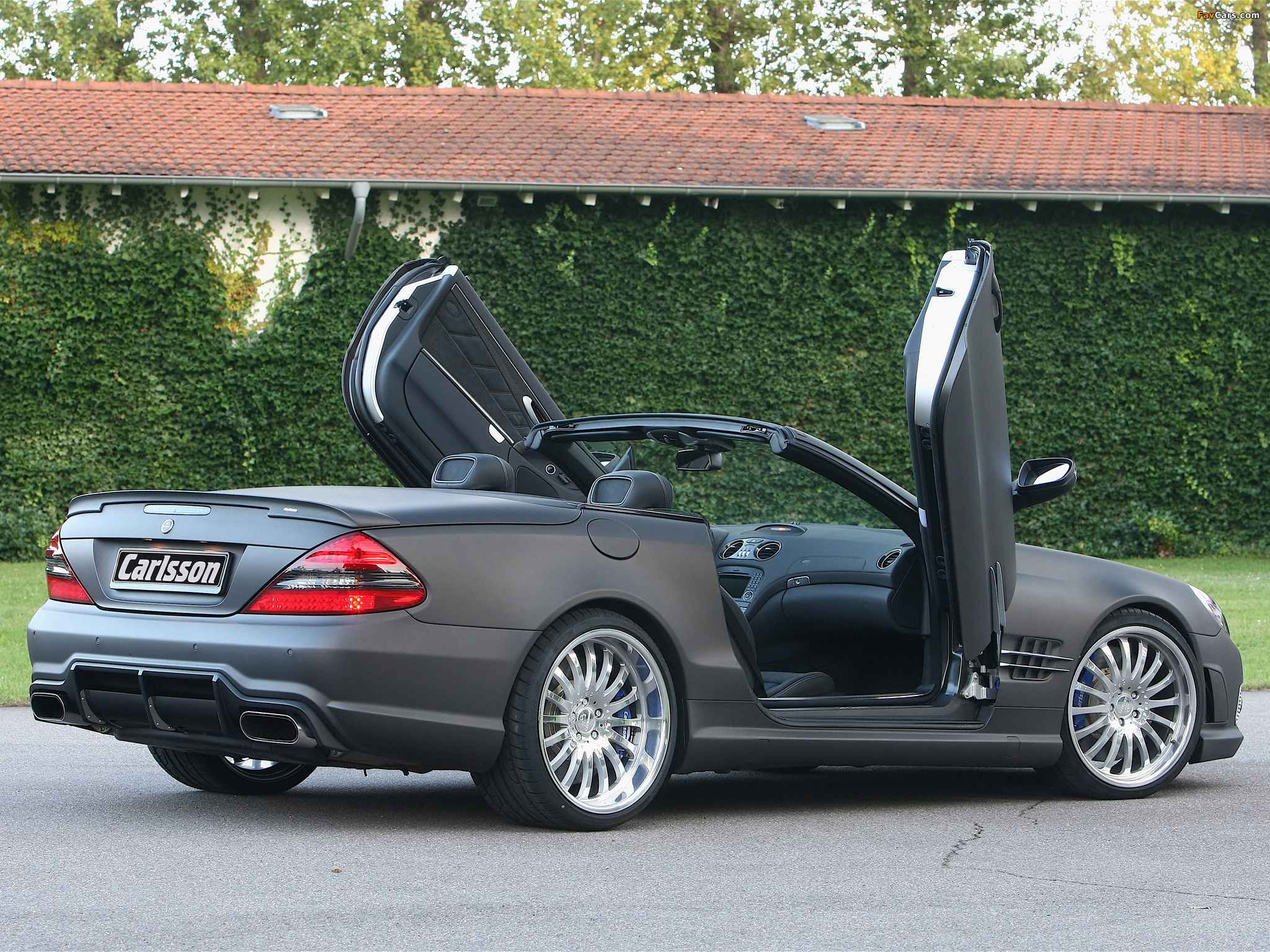 Images of Carlsson CK 63 RS (R230) 2009 (2048 x 1536)