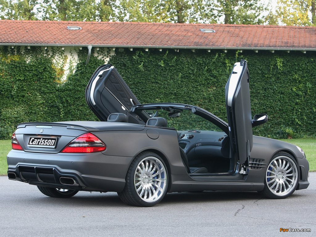 Images of Carlsson CK 63 RS (R230) 2009 (1024 x 768)