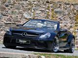 Images of Inden Design Mercedes-Benz SL 63 AMG Black Saphir (R230) 2010