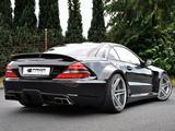 Images of Prior-Design Mercedes-Benz SL-Klasse Black Edition (R230) 2011