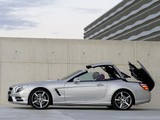 Images of Mercedes-Benz SL 350 AMG Sports Package Edition 1 (R231) 2012