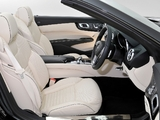 Images of Mercedes-Benz SL 350 UK-spec (R231) 2012