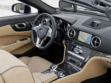 Images of Mercedes-Benz SL 65 AMG (R231) 2012