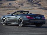 Images of Mercedes-Benz SL 63 AMG US-spec (R231) 2012