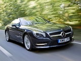 Images of Mercedes-Benz SL 500 AMG Sports Package UK-spec (R231) 2012