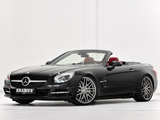 Images of Brabus Mercedes-Benz SL-Klasse (R231) 2012