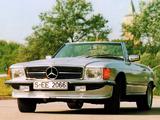 Images of Lorinser Mercedes-Benz SL-Klasse (R107)