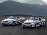 Images of AMG Mercedes-Benz SL-Klasse