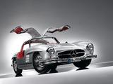 Mercedes-Benz 300 SL (W198) 1954–57 pictures