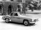 Mercedes-Benz 190 SL (R121) 1955–62 images