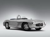 Mercedes-Benz 300 SLS (W198) 1957 images