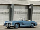 Mercedes-Benz 300 SL (R198) 1957–63 images