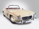 Mercedes-Benz 300 SL (R198) 1957–63 photos