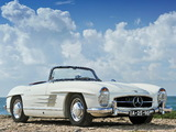 Mercedes-Benz 300 SL (R198) 1957–63 pictures