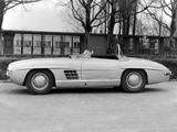 Mercedes-Benz 300 SLS (W198) 1957 pictures
