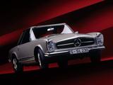 Mercedes-Benz 230 SL (W113) 1963–67 images
