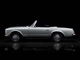 Mercedes-Benz 230 SL (W113) 1963–67 pictures