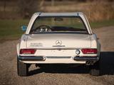 Mercedes-Benz 230 SL US-spec (W113) 1963–67 pictures