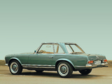 Mercedes-Benz 230 SL (W113) 1963–67 wallpapers