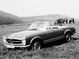 Mercedes-Benz 250 SL (W113) 1966–68 images