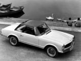 Mercedes-Benz 250 SL (W113) 1966–68 pictures