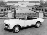Mercedes-Benz 250 SL (W113) 1966–68 wallpapers
