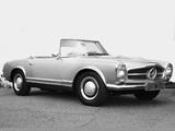 Mercedes-Benz 280 SL (W113) 1967–71 photos