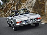 Mercedes-Benz 280 SL (W113) 1967–71 pictures
