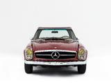 Mercedes-Benz 280 SL FR-spec (W113) 1967–71 pictures